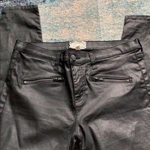Current/Elliott Jeans - Current Elliot Soho zip stiletto